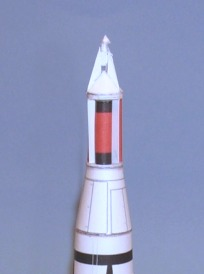 Scale model kit v-2 missile